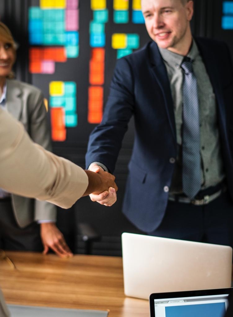 Seja uma empresa parceira